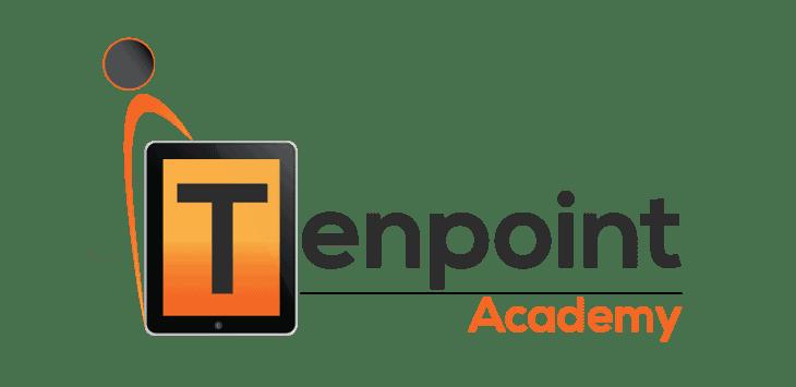 Ten Point Academy Logo